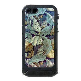 AcanthusのiPhone SE/5/5S Incipioの地図書IDの場合 ウォータープルーフiPhone SE/5/5sケース