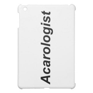 Acarologist iPad Mini Case