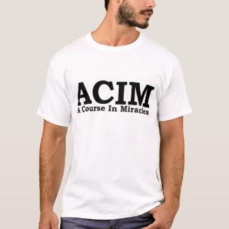 ACIM奇跡のTシャツのコース Tシャツ