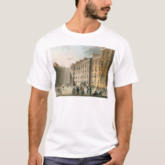 Ackermannからの艦隊の刑務所 Tシャツ