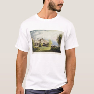 Ackermannの「貯蔵場所oからのSt Leonardの丘、 Tシャツ