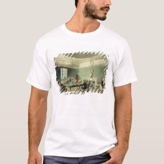 「AckermannのLonの縮図からの商工会議所、 Tシャツ