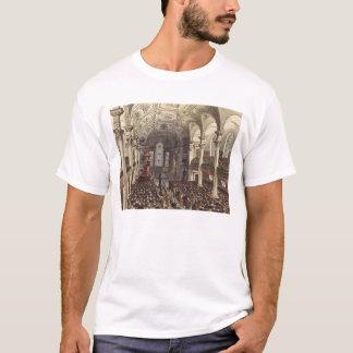 「AckermannのMicrocからの分野のSt Martins、 Tシャツ
