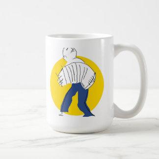 acordion コーヒーマグカップ