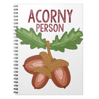 Acorny人 ノートブック