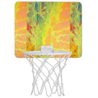 Acrylic#7 ミニバスケットボールゴール