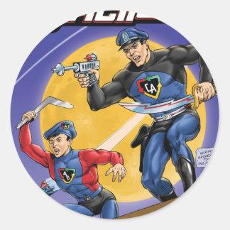 Action-マーフィーアンダーソン大尉 ラウンドシール