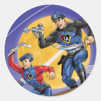 Action Classic大尉 ラウンドシール