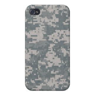 ACUデジタルのカムフラージュのiPhone 4/4Sの場合 iPhone 4/4S Case