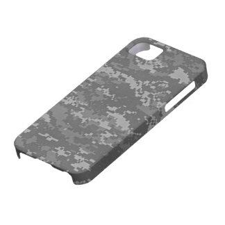 ACUデジタルのカムフラージュのiPhone 5/5Sの場合 iPhone SE/5/5s ケース