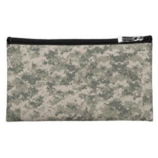 ACUデジタルの迷彩柄のカムフラージュのユニフォームの軍隊 コスメティックバッグ