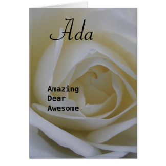 Ada カード