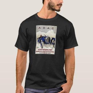 ADACのヴィンテージの自動車広告1925年 Tシャツ