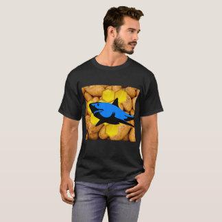 #Addのポテトは何でも改善します Tシャツ
