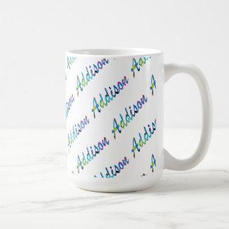 Addisonのマグ コーヒーマグカップ