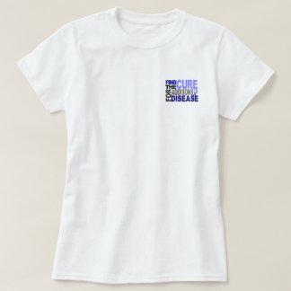 Addisonの病気のための治療を見つけて下さい Tシャツ