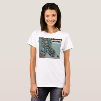 ADDISONの病気 Tシャツ