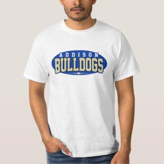 Addisonの高等学校; ブルドッグ tシャツ
