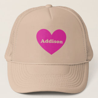 Addison キャップ