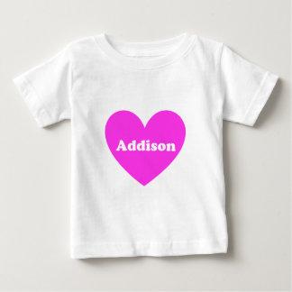 Addison ベビーTシャツ
