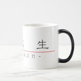 Addison 20396_2.pdfの中国のな名前 モーフィングマグカップ