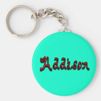 Addison Keychain キーホルダー