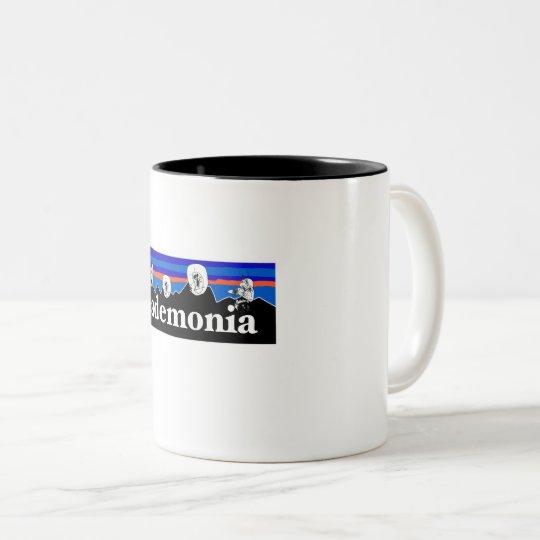 ADEMONIA ツートーンマグカップ