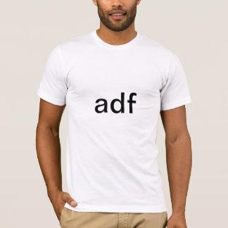 ADFのTシャツ Tシャツ