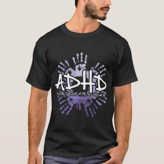 ADHD Handprint Tシャツ