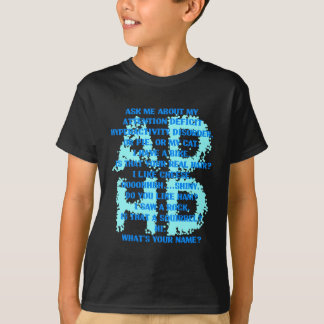 ADHD.png Tシャツ
