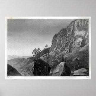 Adirondackのパス ポスター