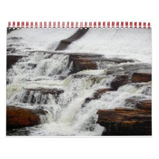 Adirondackの季節 カレンダー