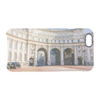 Admiralityのアーチ、モール、ロンドンイギリス クリアiPhone 6/6Sケース