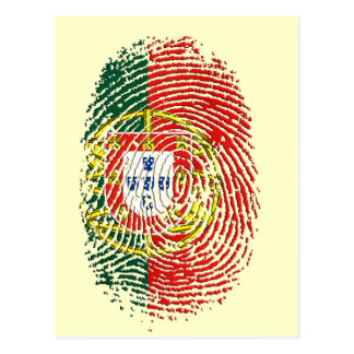 ADN Português (DNA) - Tugas Camisas e Presentes ポストカード
