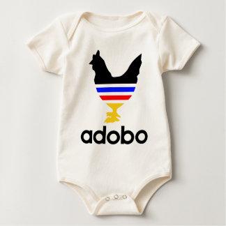 Adobo ベビーボディスーツ