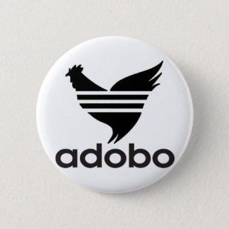 Adobo 缶バッジ