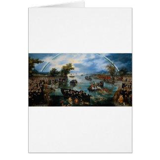Adriaen van de Venne著精神のための採取 カード