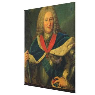 Adrienモーリスde Noailles公爵 キャンバスプリント
