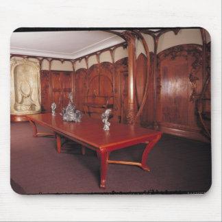 Adrien Benardに属する食堂 マウスパッド