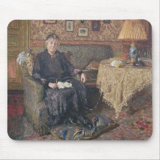 Adrien Benard (1853-1935年)夫人 マウスパッド