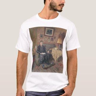 Adrien Benard (1853-1935年)夫人 Tシャツ