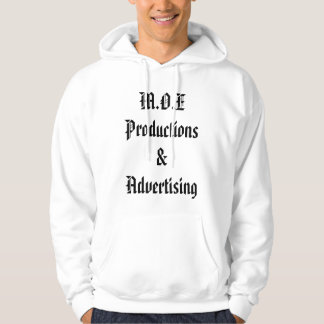 &Advertizing M.O.EProductions パーカ
