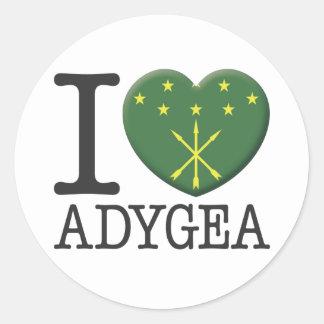 Adygea ラウンドシール