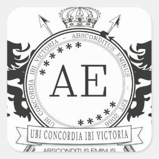 AEの頂上 スクエアシール