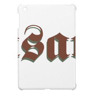 Aegishjlamrの横木Sigil iPad Mini カバー