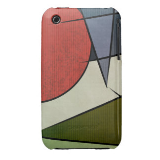 AEIOU - iPhone 3の保護場合 iPhone 3 Case-Mate ケース