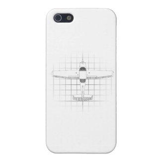 """""""AeroGrid""""のiPhone 5の場合 iPhone 5 Case"""