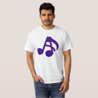 AF音楽ノートのロゴのTシャツ Tシャツ