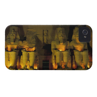 AF、エジプト、Abu Simbel。 巨大な姿の Case-Mate iPhone 4 ケース