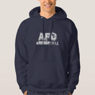 AFC Emmbrookのフード付きスウェットシャツ パーカ